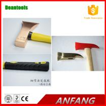 non sparking axe explosion proof al-cu anti spark copper alloy