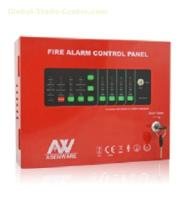 4 Zone Fire Alarm Control Panel AW-CFP2166-4-8