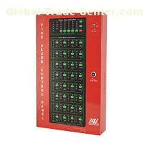 28 Zone Fire Alarm Control Panel AW-CFP2166-28