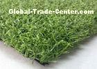 Recyclable Hockey Fake Green Grass Carpet Real Looking 14mm Pile Height