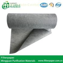High Efficiency Cabin Air Filter Material In Roll For Air Purifier