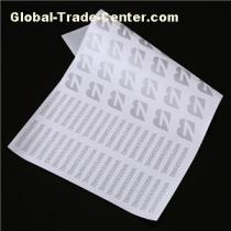PU Based Reflective Heat Transfer Vinyl For Label Trademark