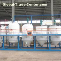 Medium Size Vegetable Oil Refinery Machine With Top Quality