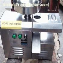 Moringa Seeds Oil Making Machine For Home Use VIC-F3