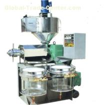 Auto Frying Mustard Oil Expeller Machine CY-172C