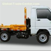 Used Heavy Duty 3-20T Swaploader Tipper Garbage Truck