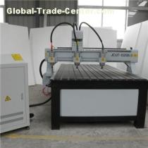 Three Heads 1325 Wood Cnc Router Relief Carving Machine