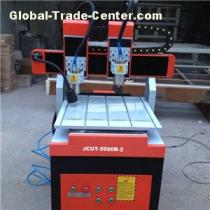 High Precision Table Move Mini 5060 CNC Router Metal Mould Engraving Machine