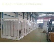 Gas Cylinder Bundle Container