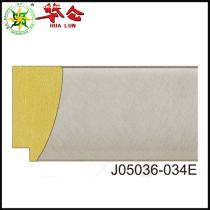 picture frame moulding,painting polystyrene PS frame moldings