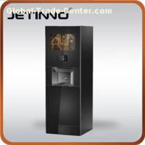 Professional Vending Machine With Instant Coffee And Tea And Milk And Hot Chocolate