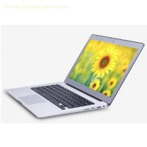 13.3inch Aluminium laptop notebook computer 4GB ram and 128GB SSD celeron 2957U WIFI bluetooth backlit keyboard ultrabook laptop
