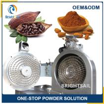 Cocoa powder cocoa bean pin mill
