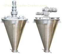 BSD Series double auger-shaped mixer