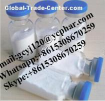 Growth Hormone Peptides Tesamorelin Lyophilized for Bodybuilding CAS 901758-09-6