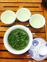2017 fresh new spring tea , No pesticides residue, Pass Eurofins test