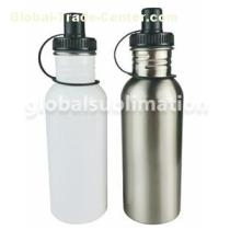 Wholesale Blank Printable Stainless Steel Water Bottles With Childproof Cap For Personalized Photo-600ml
