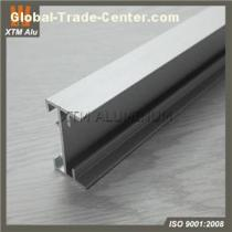 Aluminium Extrusion Partition Screen Profile For Office Use