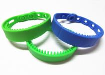 Comfortable RFID Silicone Wristband