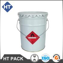 manufacturers for 20l paint bucket un approved ,5 gallon tin pail with lug lid and metal handle,conical steel drums for chemical