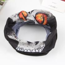Skull series Outdoor Riding Seamless Multifunctional Headwear Bandana  KL03