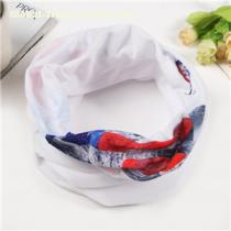 Fish series Outdoor Riding Seamless Multifunctional Headwear Bandana  Yu01