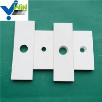 Small tolerance white alumina ceramic tiles Chinese factory