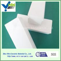 Wear resistant high alumina ceramic brick