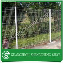 Pvc Coated Or Galvanized Folding Welded Wire Mesh Fence Panels wholesale Guangzhou