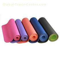 Various Color China Manufacturer Fitness TPE Yoga Mat