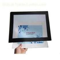 Promotion counter mats,A4 size with non-skid rubber backing photo insert counter mats