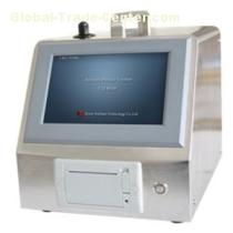 50L/min Touch Screen Airborne Particle Counter With Li- Battery Operated