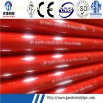 ASTM A106 ASTM A53 GRB Carbon Seamless Steel Pipe Black Pipe CS Pipe