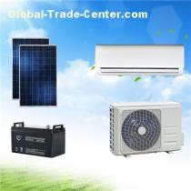 ACDC on Grid Hybrid Solar Air Conditioner Multi-split Type Affordable for Home Use