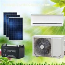 48V Wall Split DC Solar Powered Air Conditioner without Grid for Island Home Use