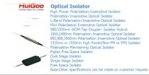 Sell OPTICAL ISOLATOR/SINGLE STAGE ISOLATOR/DUAL STAGE ISOLATOR/HIGH POWER ISOLATOR