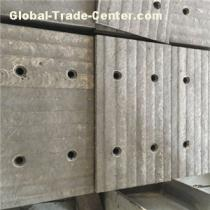 wear resistant CCO plate
