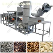 Pumpkin Seed Shelling Machine Equipment|Sunflower Seeds Sheller|Melon Seeds Hulling Machine