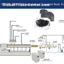 Flame Redartant Graphite Eps Resin Beads Production Line With High Efficiency