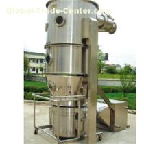 Pharmaceutical GMP Standard Foodstuff Chemical Pesticide WDG Veterinary Industry Powder Materials Turbojet Fluid Bed Top Spray Granulator Drying Machi