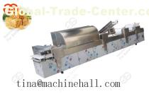 Peanut Candy Bar Making Machine|Chikki Bar Making Machine