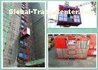 High Safety Construction Material Lift Vertical Transport Equipment For Building