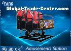 19 Inches LCD Display 5D Cinema Simulator XD Hydraulic Platform With Stereo Glasses