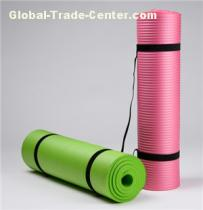Thickening antiskid yoga mat , Multi-functional exercise mat