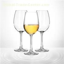 White Wine Glass With Smooth Rim