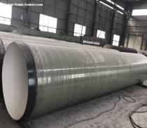 epoxy glass fiber anti-corrosion steel pipe