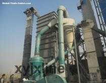 gypsum powder production plant