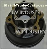 Brake drum/arbor wheel hub for MITSUBISHI forklift
