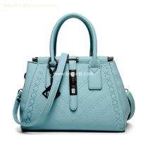 fashionl lady PU shoulder tote bag