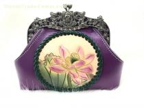 Sculpture handwork bag